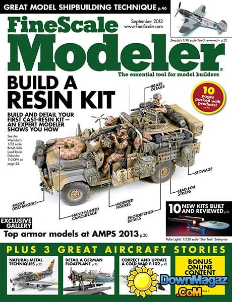 Ambush Mag Volume 31 Issue 18 2013 | finescale modeler vol 31 no 07 september 2013 187 download