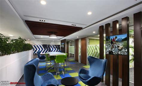 general motors headquarters interior team bhp general motors cool new office at gurgaon