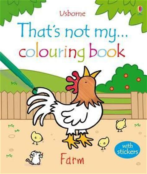 on the farm volume 5 books thats not my colouring book farm better read