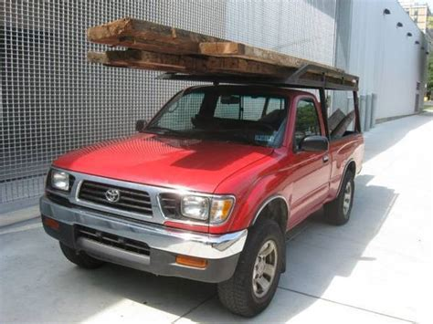 Toyota Tacoma Lumber Rack by 301 Moved Permanently