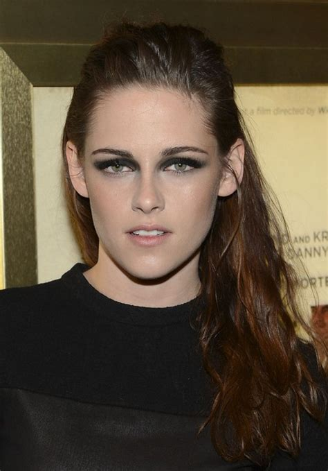 half up half down hairstyles without bangs 26 kristen stewart hairstyles kristen stewart hair
