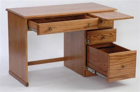 Small Student Desk With Drawers Small Student Desk With Drawers 2 Pc Black Student Small