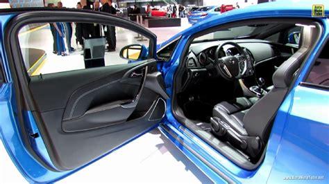 opel astra 2014 interior 2014 opel astra opc at 2013 frankfurt motor show