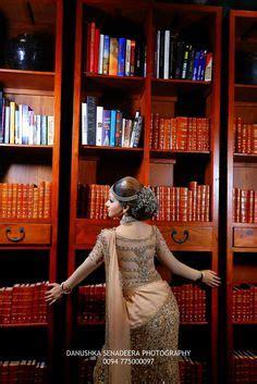 chi siriwardana modern indian braid modern kandyan bride with veil google search sarees