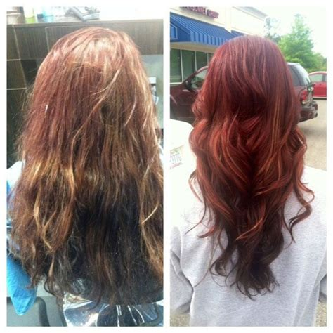 wash hair before coloring at salon 30 colorations 224 juger 20 photos avant apr 232 s coiffure
