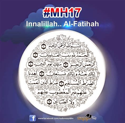 mp3 al fatihah wafiq azizah takziah mh17 cik azizah