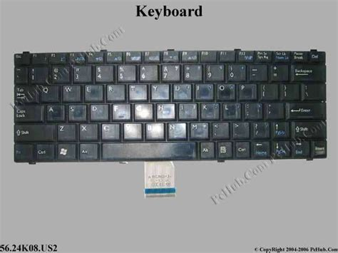 Keyboard Laptop Benq Joybook benq joybook 6000 keyboard 56 24k08 us2 6037a0092801 99 n6982 001