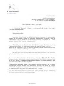 Exemple De Lettre De Motivation Pour Université Lettre De Motivation Master 2