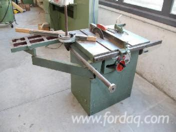 For Sale Sliding Table Saw Scm Si 12 B