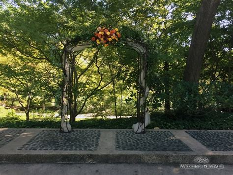 wedding garden arch non traditional wedding arches ceremony arches that are