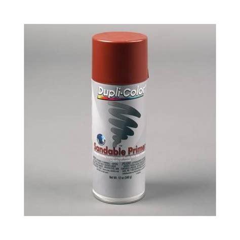 dupli color paint primer surfacer flat oxide 12 oz aerosol ea dap1694