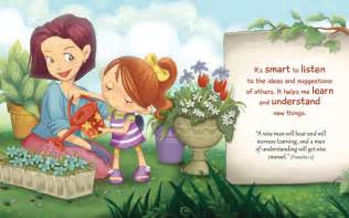 proverbs kids icharacter org
