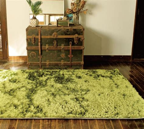 rug that looks like grass grass rug a rug that looks like it s made from grass hint it s not