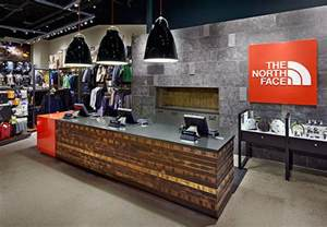 The north face by gensler indianapolis 187 retail design blog