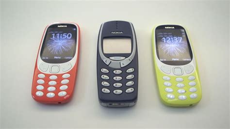 nokia 3310 with nokia 3310 everyone s phone is back with a