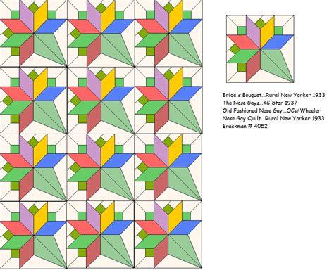 Bridal Bouquet Quilt Pattern by Bridal Bouquet Quilt Top Tim Latimer Quilts Etc