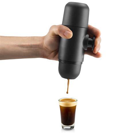 Nathome Mini Portable Espresso Maker minipresso portable handheld espresso maker ns nespresso ebay