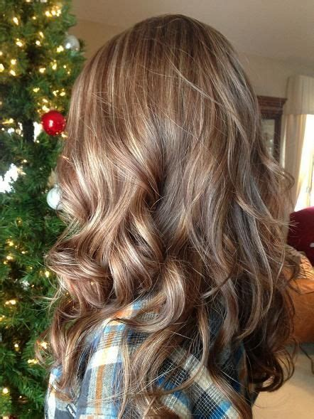 mixing brown wirh blonde haircolor results 25 best ideas about full head highlights on pinterest