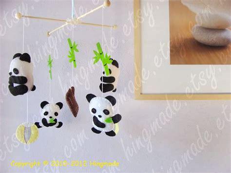 panda mobile baby crib mobile panda mobile mobile children