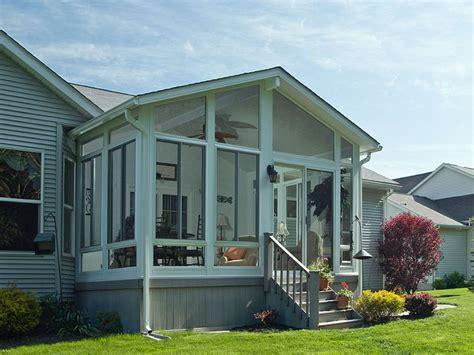 sunroom photos alure home improvements