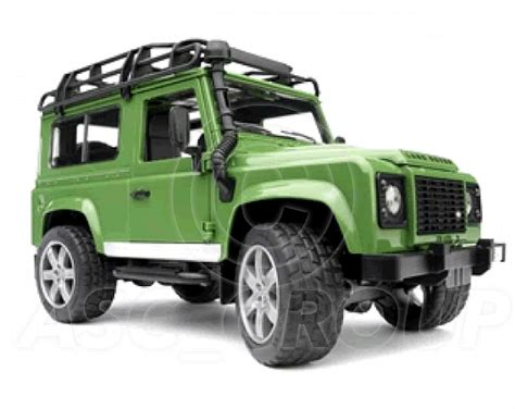 land rover bruder bruder toys 02592 pro series land rover defender with
