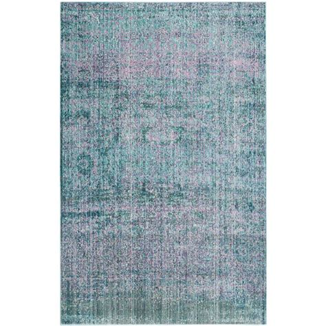 area rug 4 x 6 safavieh mystique purple multi 4 ft x 6 ft area rug mys920k 4 the home depot