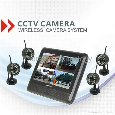 4ch digital wireless cctv kit with monitor ts r890