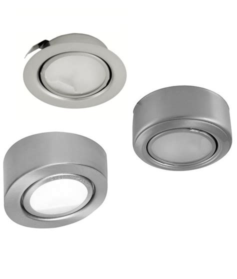 halogen 12v undercabinet lights in 3 styles