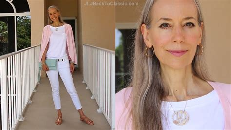 how a 35 year old should dress classic fashion style over 40 over 50 how to style white