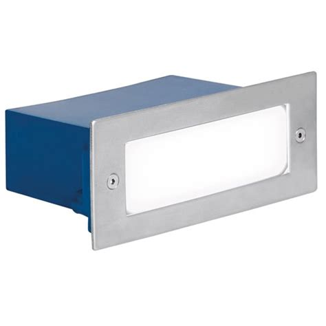lighting 240v stainless steel ip54 rectangular led