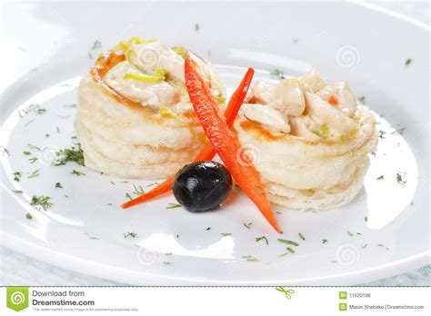 Light Horderves by Light Appetizer Royalty Free Stock Photos Image 11620198