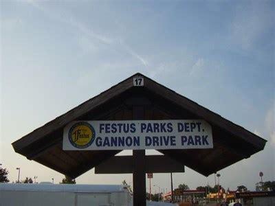 gannon park festus missouri united states of america
