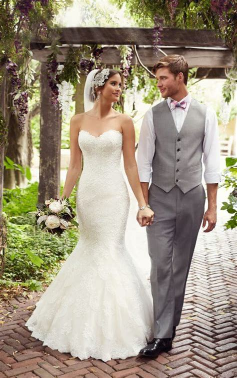 Wedding Hairstyles With Sweetheart Neckline by Wedding Dresses Gallery Essense Of Australia