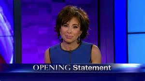 judge jeanine fox news new hair cut judge jeanine obama admin clueless on the world stage