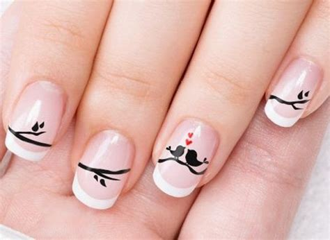 12 gorgeous valentines day nail ideas 2017 10 valentine s day nail art designs you must check out