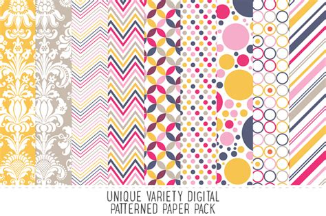 pattern paper buy online india indian summer pattern paper pack patterns on creative market