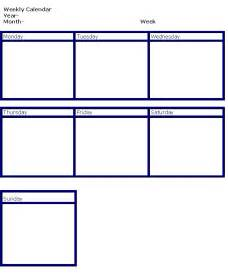 week template weekly schedule template for new calendar template site