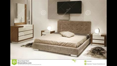 chambre coucher moderne