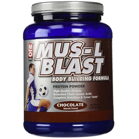 Detox Blast Buy by Buy Mlo Mus L Blast Chocolate 52 Oz Evitamins Australia