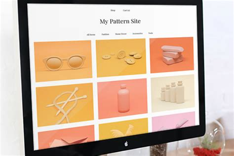 Pattern Etsy Review | etsy launches build your own website tool geared toward