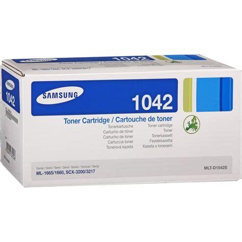 Toner Samsung Ml 1660 samsung toner mlt d1042s negro ml 1660 ml 1665 pccomponentes