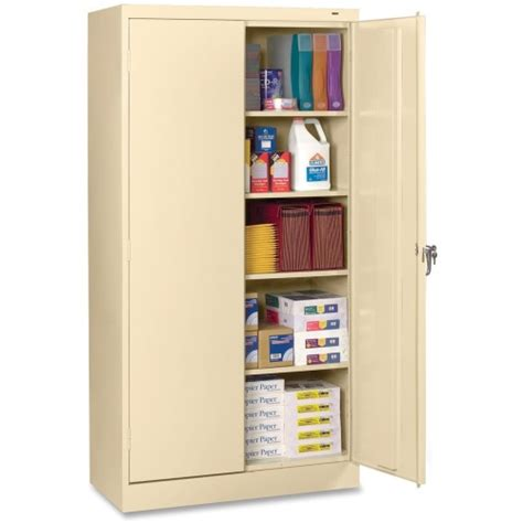Tennsco Storage Cabinet Tennsco 7224 Standard Storage Cabinet Tnn7224py Shoplet