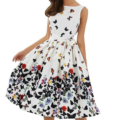 New Produk 43511 Dress Butterfly buy new 2018 summer dress for butterfly sleeveless