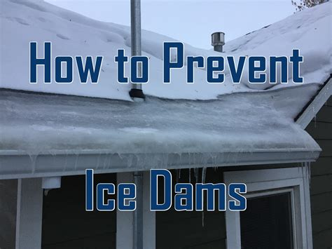 How To Prevent Dams From How To Prevent Dams Beartooth Metal Roofingbeartooth Metal Roofing