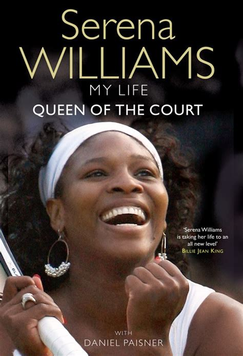 autobiography book cover my life book by serena williams official publisher