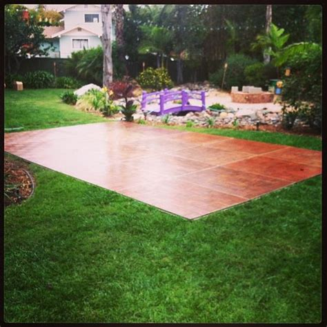 backyard dance floor ideas couple backyards and floors on pinterest