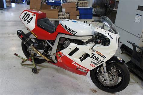 1990 Suzuki Gsxr 750 For Sale In A World 1990 Suzuki Gsx R750 Racebike