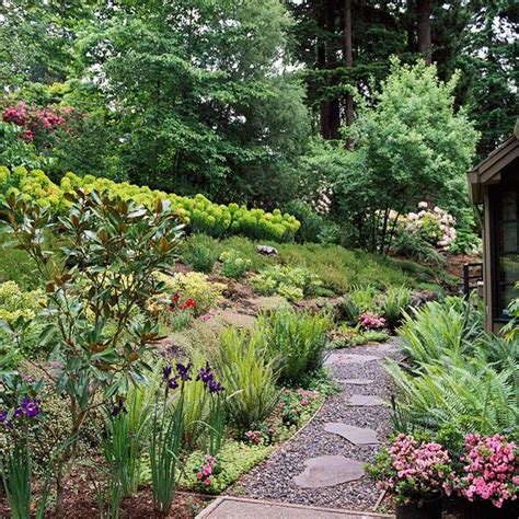landscaping ideas for hillside backyard hillside landscaping ideas