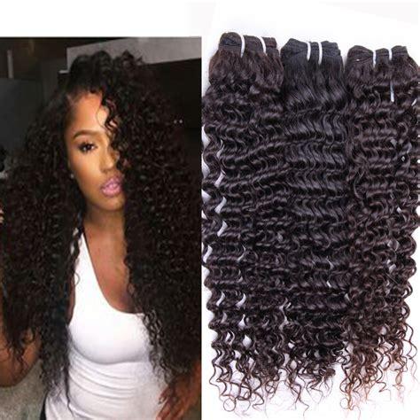 3pcs hair curly