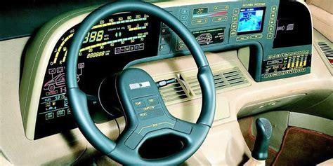 imagenes retro futuristas interiores de coches retro futuristas autos y motos